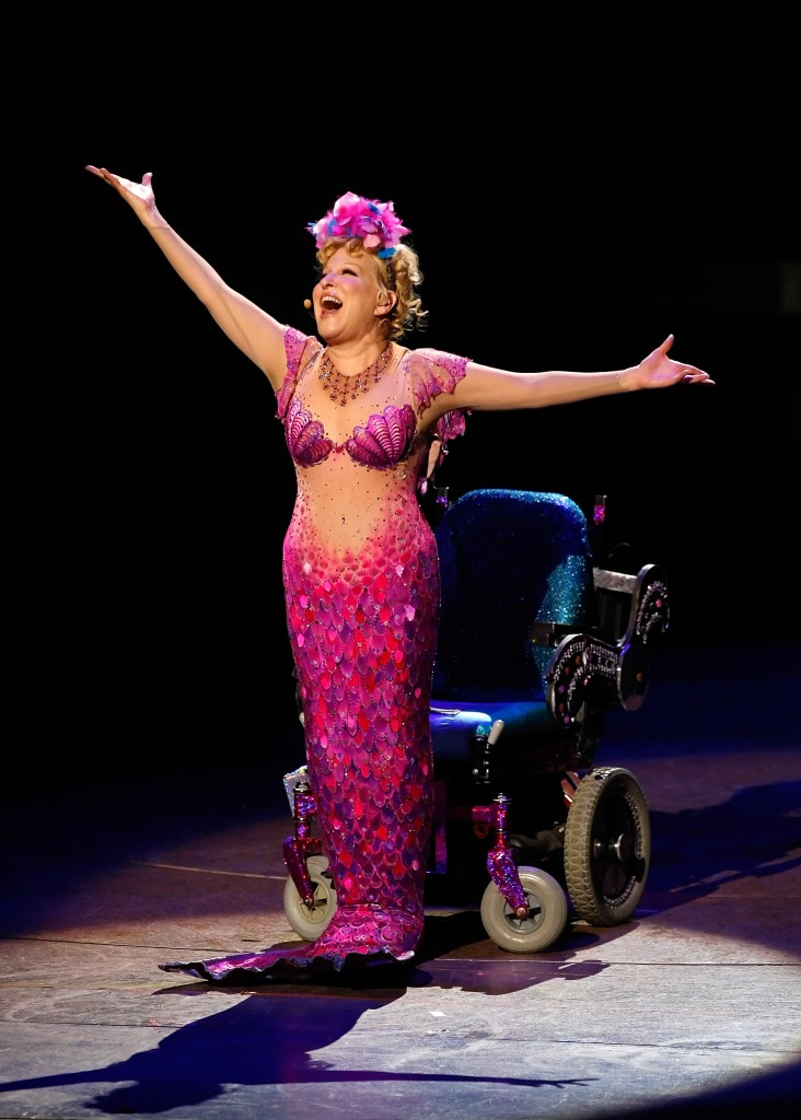 Bette Midler's Final Performance