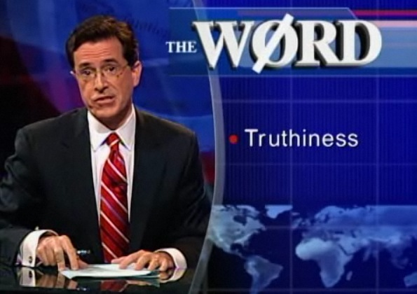 Stephen Colbert - Truthiness-8x6