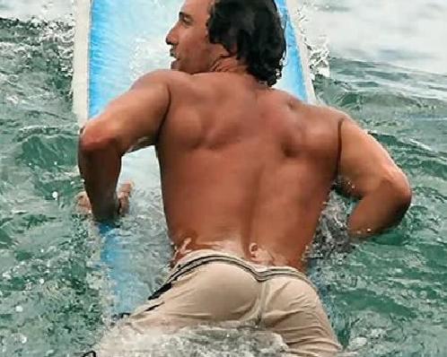 Matthew Mcconaughey Butt 56
