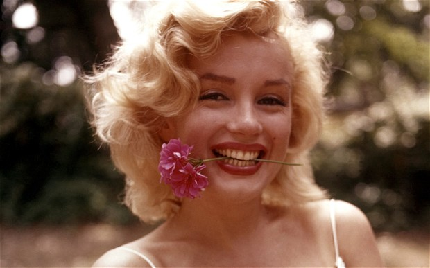 marilyn withcarnation